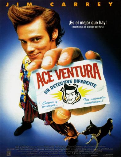 Poster de Ace Ventura: Un detective diferente