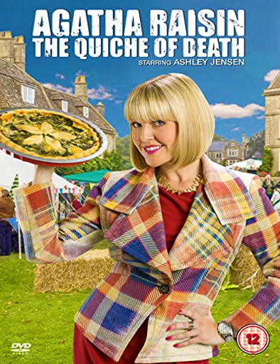 Poster de Agatha Raisin: The Quiche of Death