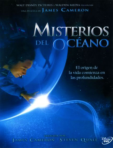 Poster de Aliens of the Deep (Misterios del océano)