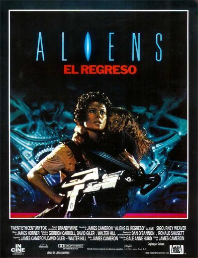 Poster de Aliens: El regreso