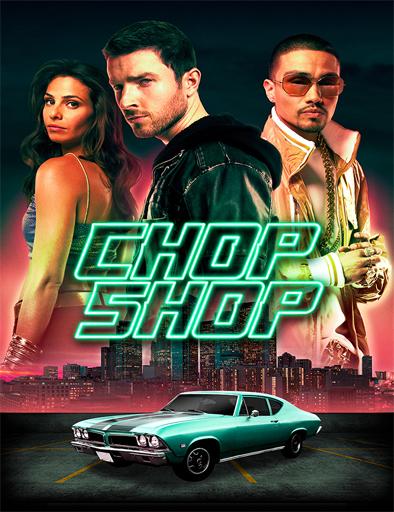 Poster de Chop Shop (Criado por lobos)