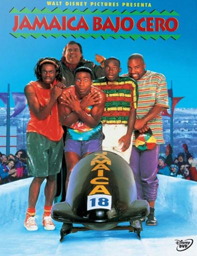 Poster de Cool Runnings (Jamaica bajo cero)