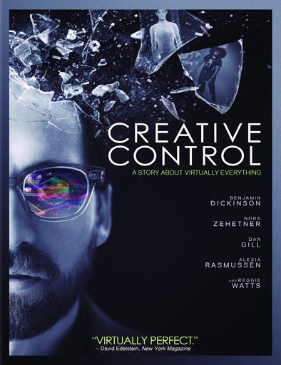 Poster de Creative Control