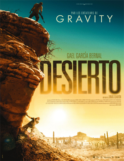 Poster de Desierto