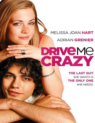 Poster de Drive Me Crazy (Me volvés loco)