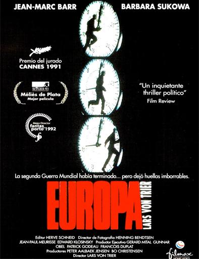 Poster de Europa