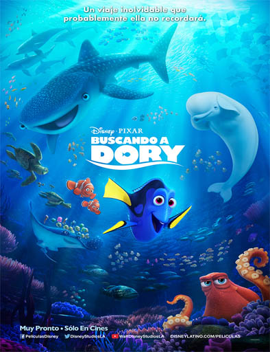 Ver Finding Dory (Buscando a Dory) (2016) online