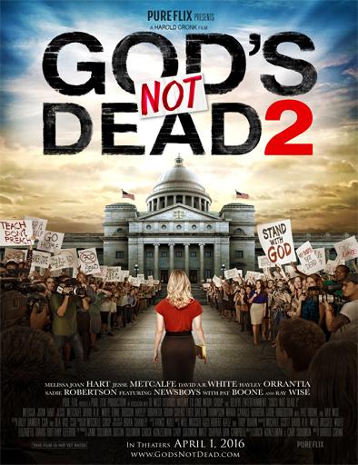 Dios no está muerto 2 Película Completa Online DVD [MEGA] [LATINO] 2016