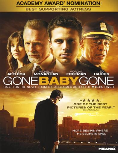 Poster de Gone Baby Gone (Desapareció una noche)