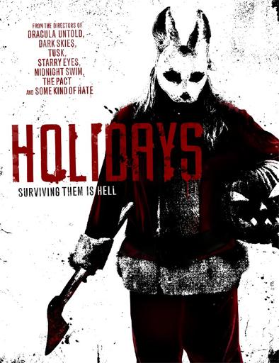 Poster de Holidays