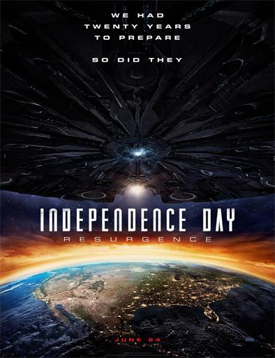 Ver Día de la Independencia 2: Contraataque (2016) online
