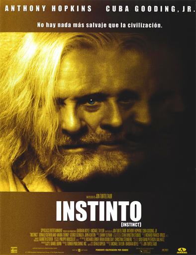 Poster de Instinct (Instinto)