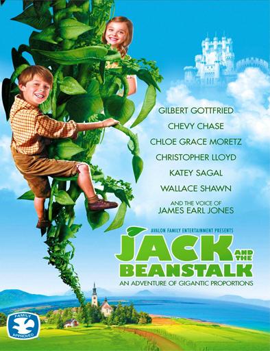 Poster de Jack y las Habichuelas Magicas
