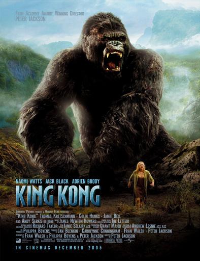 King Kong EXTENDED EDITION Película Completa HD 1080p [MEGA] [LATINO]