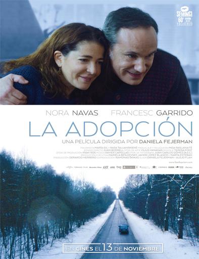 Poster de La adopción
