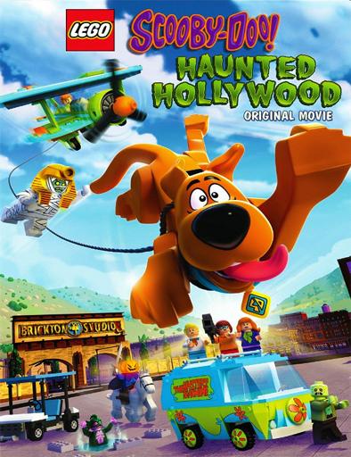 Poster de Lego Scooby-Doo!: Haunted Hollywood