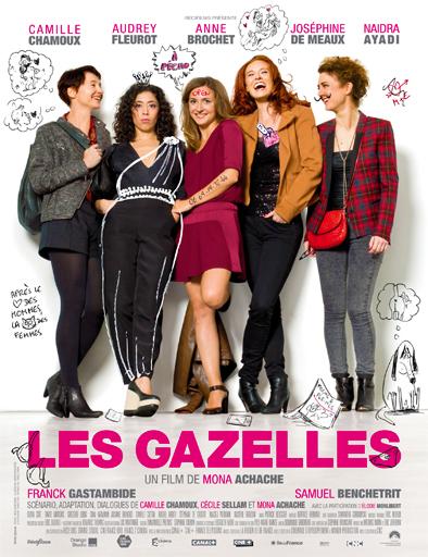 Poster de Les gazelles (Las gacelas)