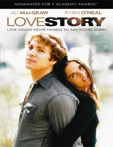 Poster de Love Story (Historia de amor)