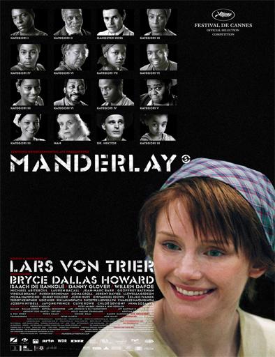 Poster de Manderlay