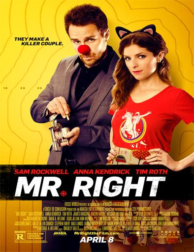 Poster de Mr. Right