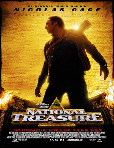 Poster de La leyenda del tesoro perdido