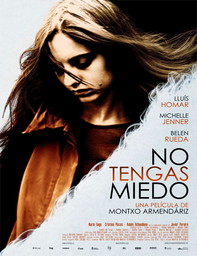 Poster de No tengas miedo