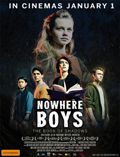 Nowhere Boys: The Book of Shadows ()