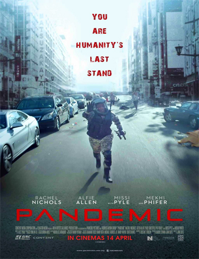 Pandemia Película Completa DVD [MEGA] [LATINO] 2016