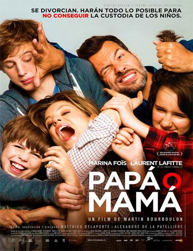 Poster de Papa ou maman (Papá o mamá)