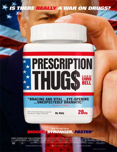 Poster de Prescription Thugs