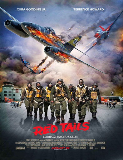 Poster de Red Tails