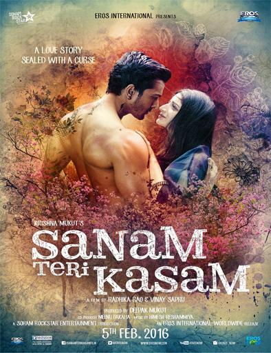 Poster de Sanam Teri Kasam