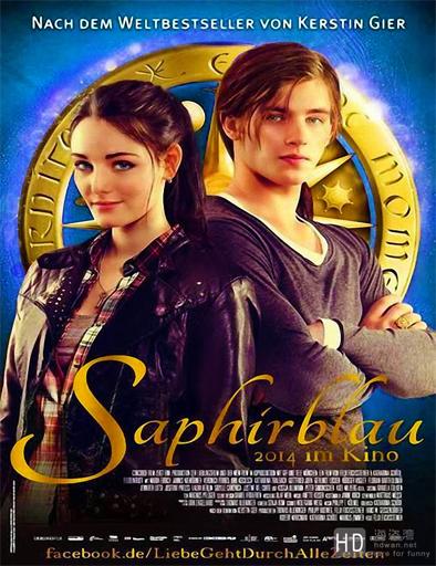 Poster de Saphirblau (La última viajera del tiempo: Zafiro)