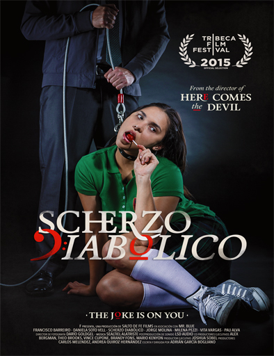 Poster de Scherzo diabólico