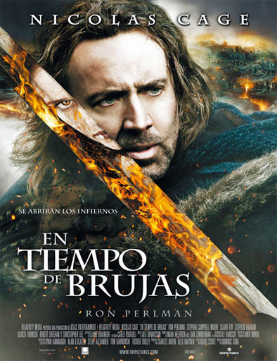 Poster de Season of the Witch (Temporada de Brujas) (2011)