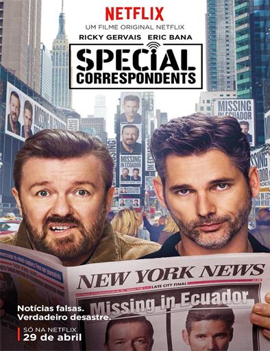 Poster de Special Correspondents
