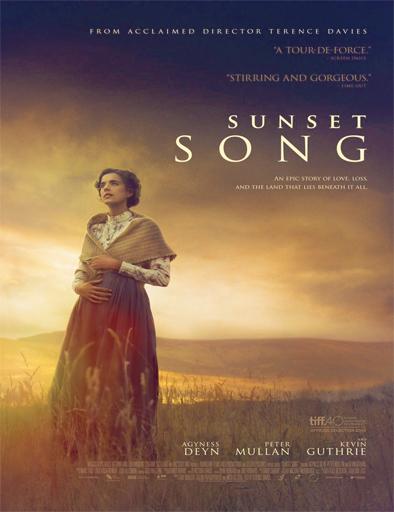 Poster de Sunset Song