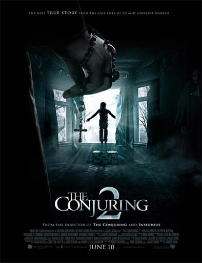 El Conjuro 2 Película Completa Online DVD [MEGA] [LATINO] 2016