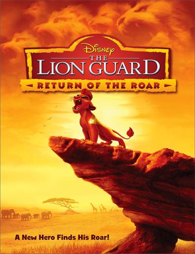 Poster de La Guardia del León: El regreso del rugido
