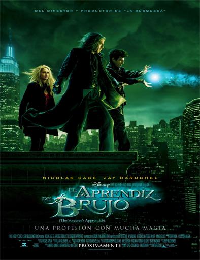 Poster de The Sorcerer's Apprentice (El aprendiz de brujo)
