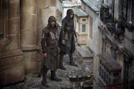 Assassin's Creed (2016) DVDRip Español Latino