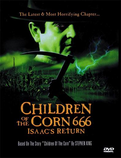Poster de Los chicos del maíz 666: El regreso de Isaac
