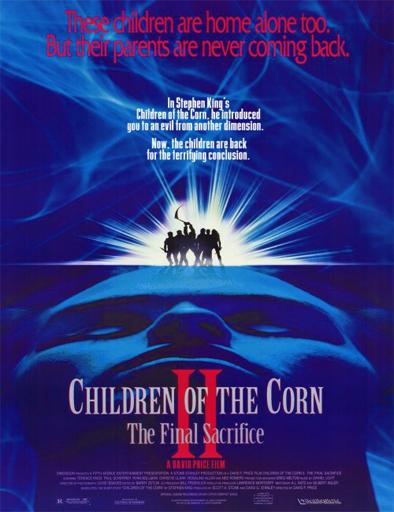 Poster de Los chicos del maíz 2: el sacrificio final