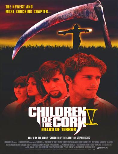 Poster de Los chicos del maíz 5: Campos de terror