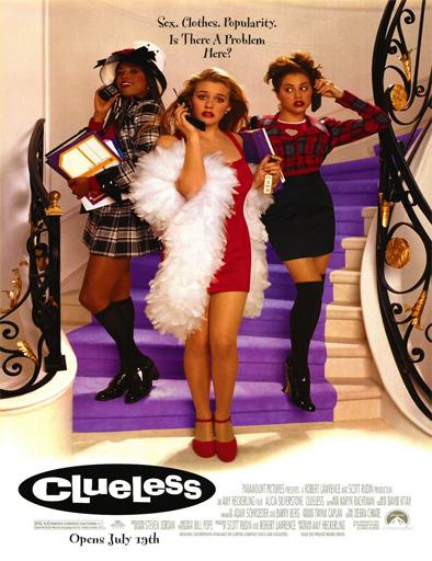 Poster de Clueless (Ni idea)