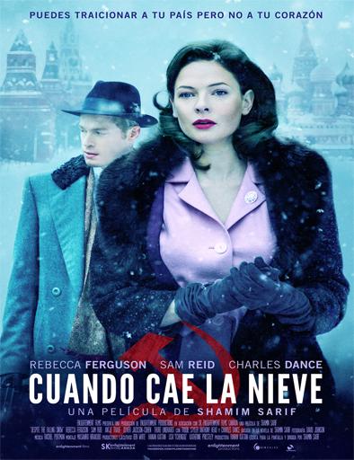 Poster de Despite the Falling Snow (Cuando cae la nieve)
