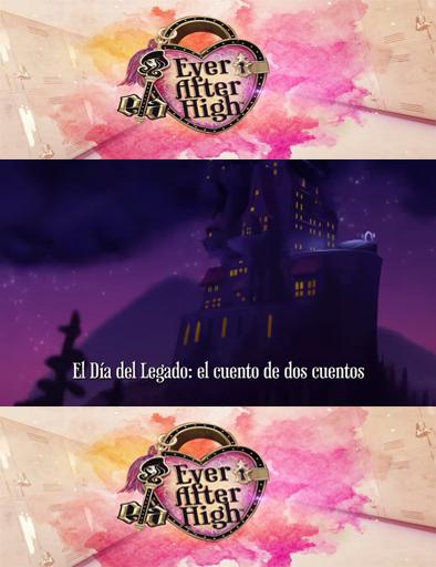 Ever After High: El Día Del Legado – El Cuento De Dos Cuentos (2013)