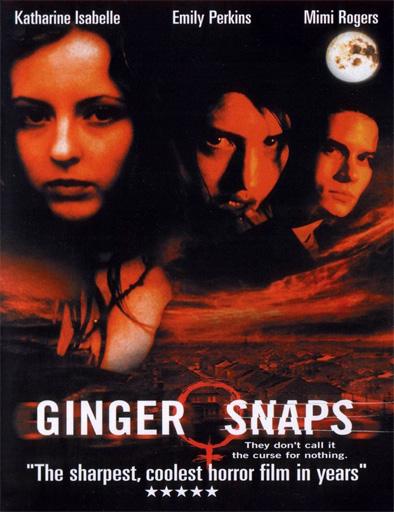 Poster de Ginger Snaps