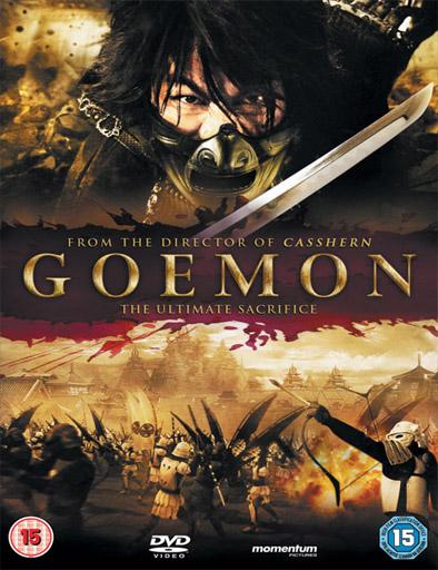 Poster de Goemon