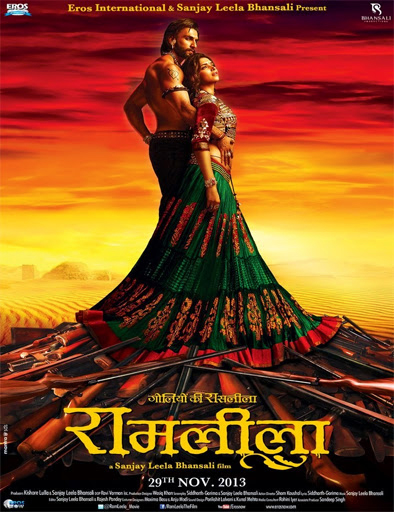 Poster de Goliyon Ki Rasleela Ram-Leela